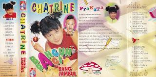 chatrine album bangun pagi www.sampulkasetanak.blogspot.co.id