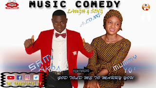 God told me to marry you - Music Comedy - The Transformas TV