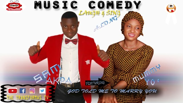 [BangHitz] Comedy: God told me to marry you - Music Comedy - The Transformas TV