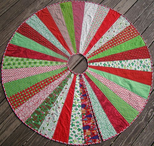 tree skirt pattern free