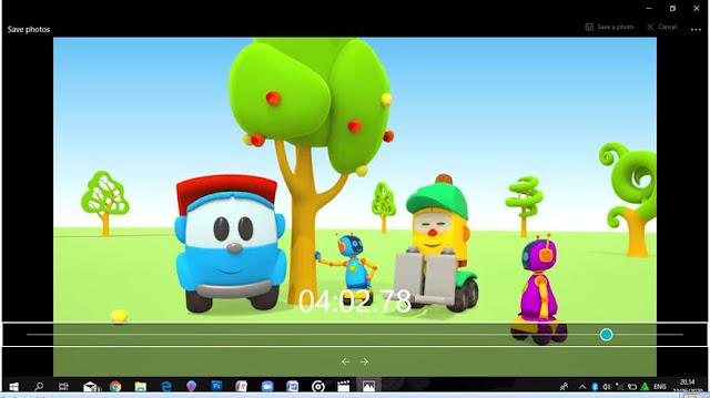 Cara Simpan Gambar dari Video di Laptop