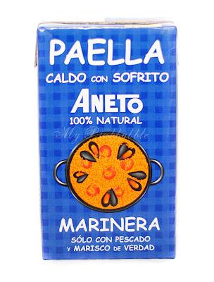Aneto Natural Caldo paella