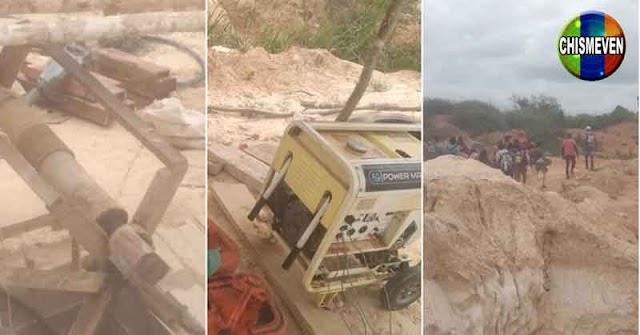 Militares activos están explotando Oro en una mina del Estado Bolívar