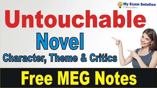 Untouchable Novel Pdf , Untouchable Novel Pdf free; untouchables novel summary; mulk raj anand; untouchables;