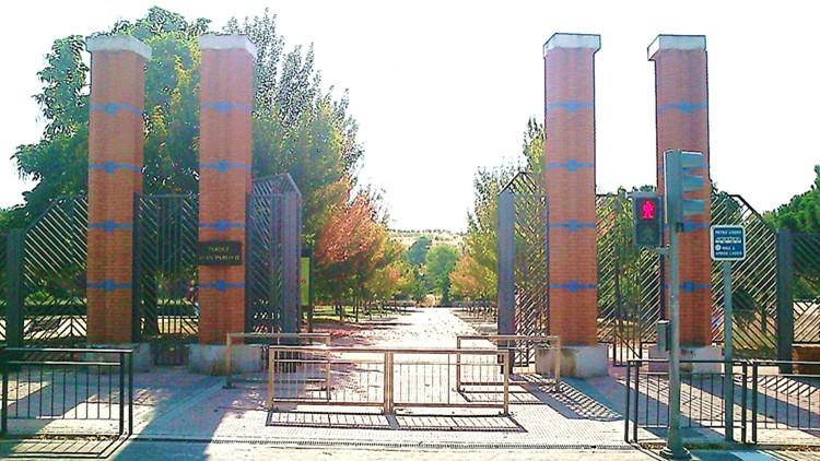 proyecto parque las desueltas boadilla del monte madrid acceso