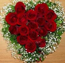Buket Bunga Tanda Cinta