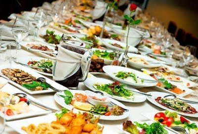 Catering Services by Elegante Planners