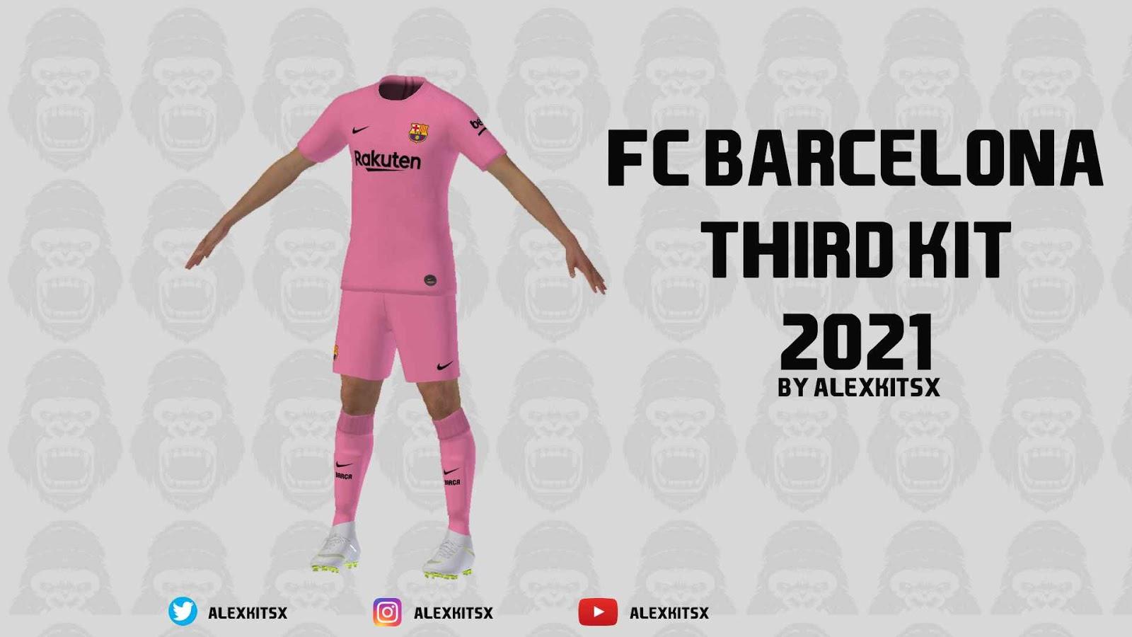 ultigamerz pes 2020 fc barcelona 2020 21 third kit pes 2020 fc barcelona 2020 21 third kit