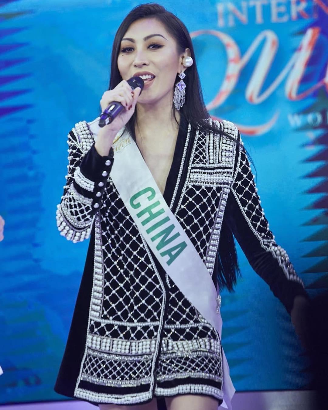 YaYa – Miss International Queen China 2019 - TG Beauty