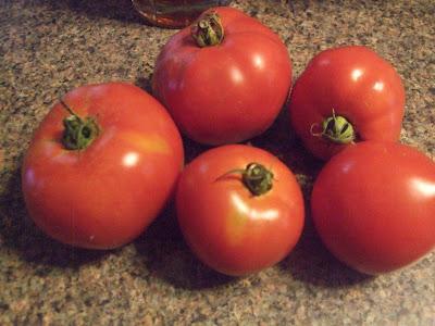 Fresh Tomato Tomatillo Salsa