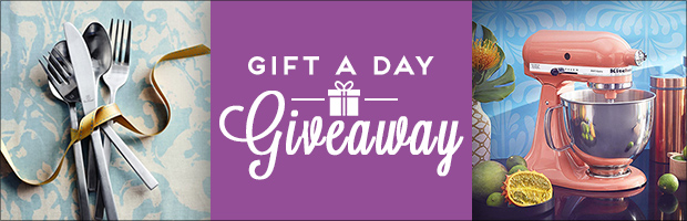 HGTV is literally giving away a prize every day. Enter for your chance to win things like a KitchenAid Mixer, a Grill, an Air Fryer, a Pasta Maker and more!