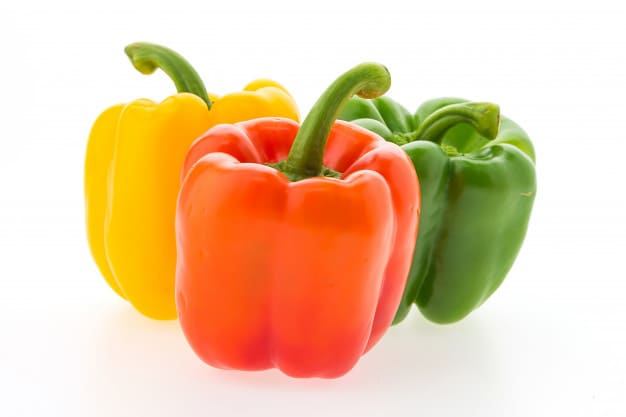 What are the benefits of peppers ?