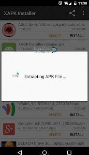 تحميل تطبيق XAPK Installer من ميديا فاير