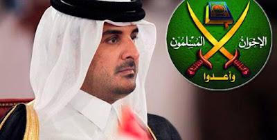 الوجه القبيح للدوحة, تمويل 140 مشروع, اوروبا, وثائق جديدة, قطر, التمويلات السرية, الاخوان المسلمين,