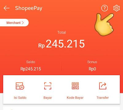 Cara Menambahkan Rekening Bank Baru Untuk Pencairan Penarikan Dana Shopeepay