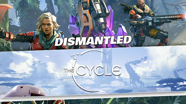 The Cycle Gameplay by Kabalyero! Dismatled the Shuttergun!