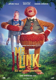 Missing Link 2018 DVD R1 NTSC Sub