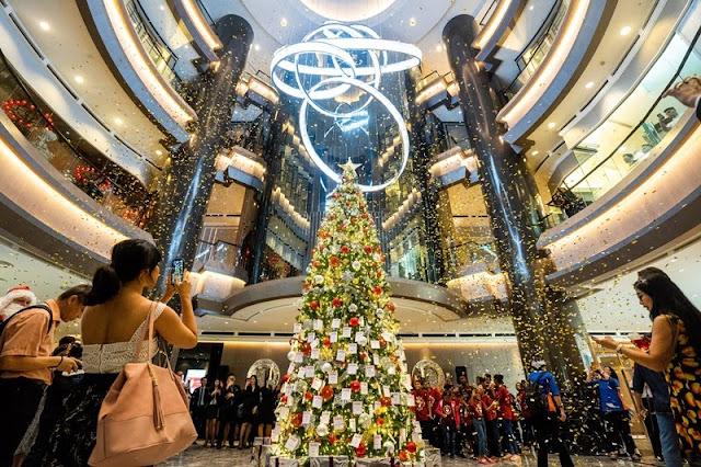 CHRISTMAS 2018 SHOOK KL FEAST VILLAGE @ JW MARRIOT KUALA LUMPUR
