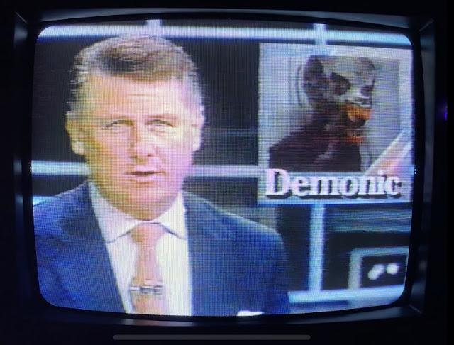 Christian Hell House 92 VHS Halloween