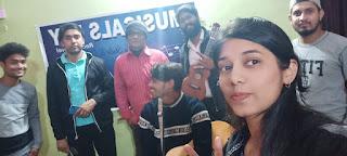 musicalsday team - shankara band