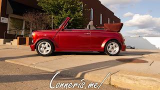 1970 Mini Cooper Cabrio