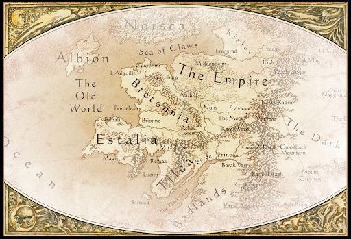 El Viejo Mundo de Warhammer