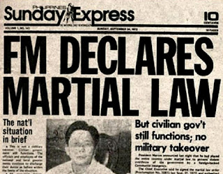 Was Marcos Martial Law a legit move to save his government?