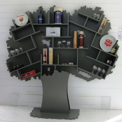 Tess Tree Bookcase