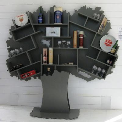 Tess Tree Bookcase