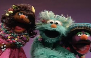 Rosita sings No Matter What Your Language. Sesame Street Best of Friends