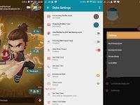 Download BBM MOD DELTA BBM v3.6.1 Terbaru