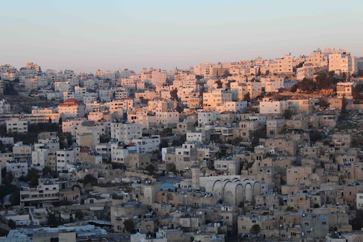 Epilog: Hebron, a tale of two (or more) cities