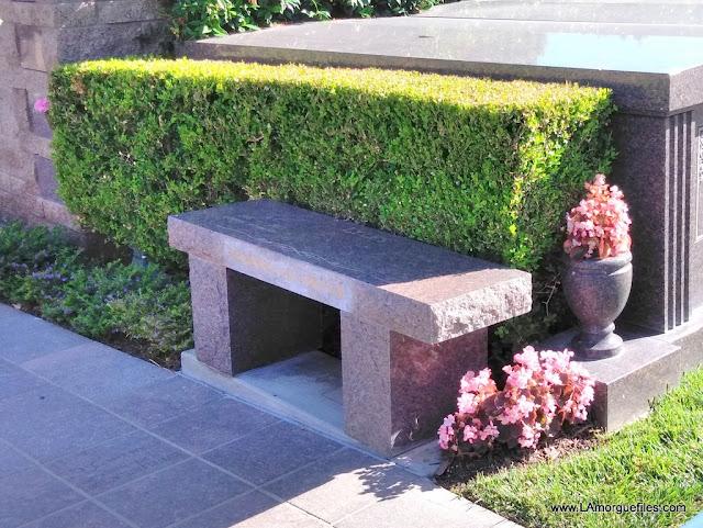 Paramount Studios Producer A.C. Lyles 2013 Westwood Village Cemetery