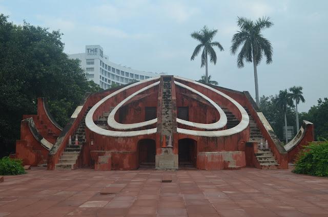 Misra Yantra, Jantar Mantar, Delhi