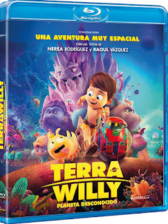 Astro Kid Terra Willy [2019] [BD25] [Latino]