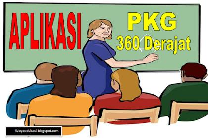 DOWNLOAD APLIKASI PKG VERSI 360 DERAJAT SEMUA JENJANG PENDIDIKAN -  EXCEL UPDATE