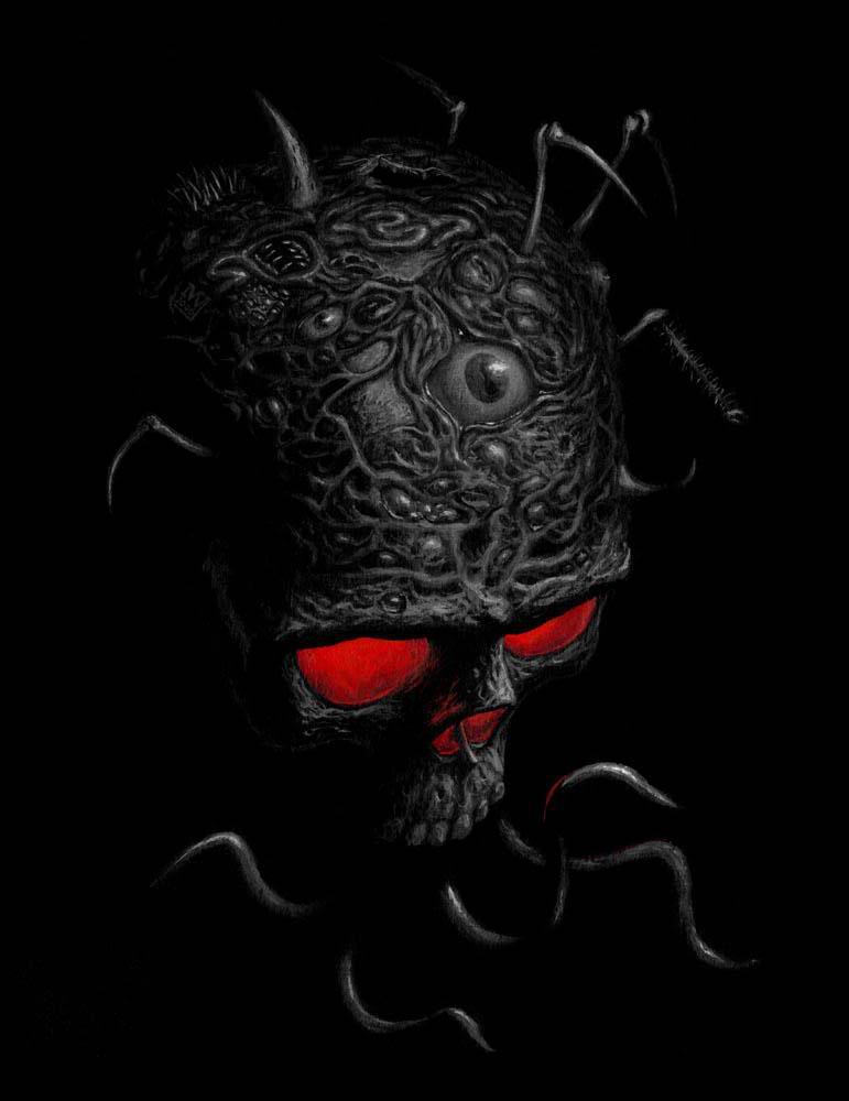 Free scary wallpapers scary wallpapers - Scary skull backgrounds ...