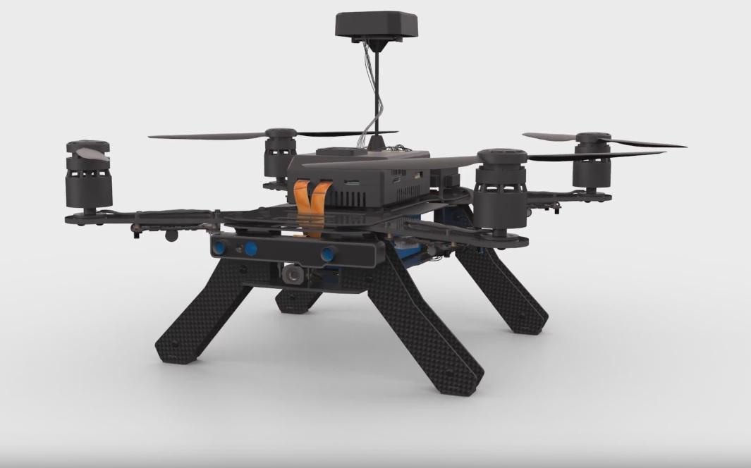 drone dji phantom 2