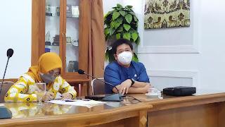 Rapat DPRD Kota Cirebon, Terapkan Standar Pemeriksaan Covid-19