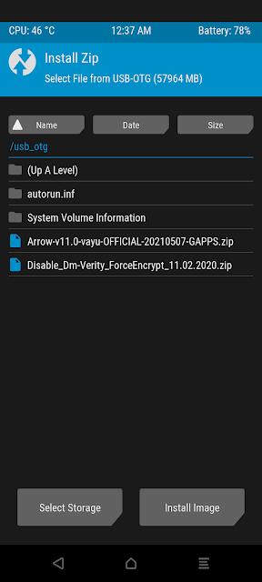 Tutorial Lengkap Cara Pasang Custom ROM Poco X3 Pro Terbaru