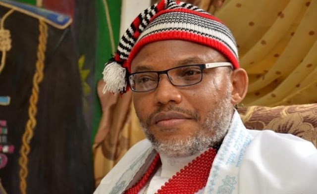 Nnamdi Kanu confronts FG for restricting his IPOB Celebration Day