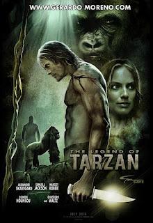 The Legend of Tarzan 2016 Full Movie Download HD 720p thumbnail