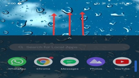 Where Are Removed Apps In Realme 3?