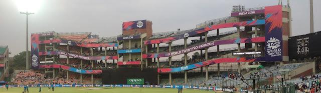 Feroz Shah Stadium Delhi
