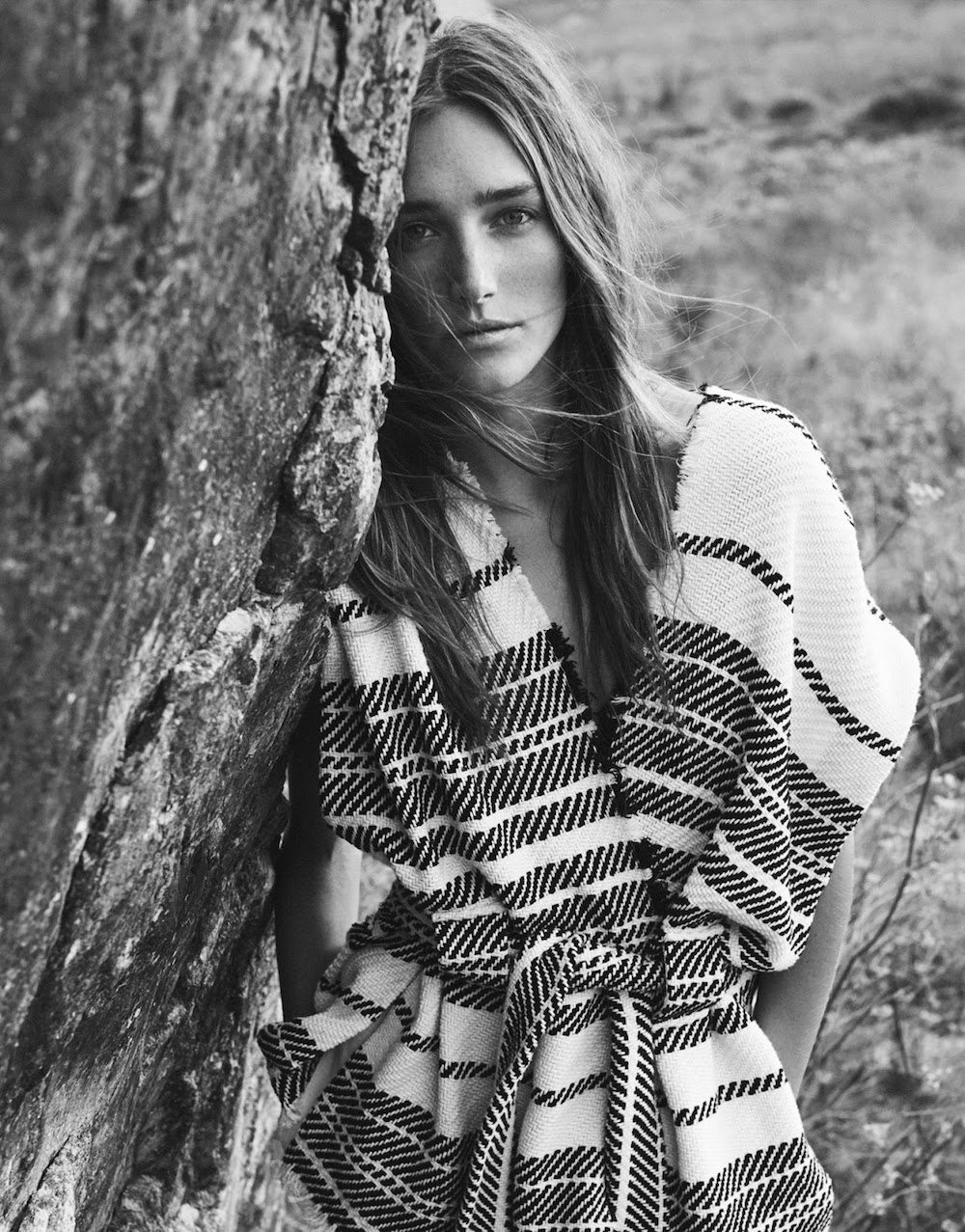Josephine Le Tutour by Stefano Galuzzi for The Edit Magazine
