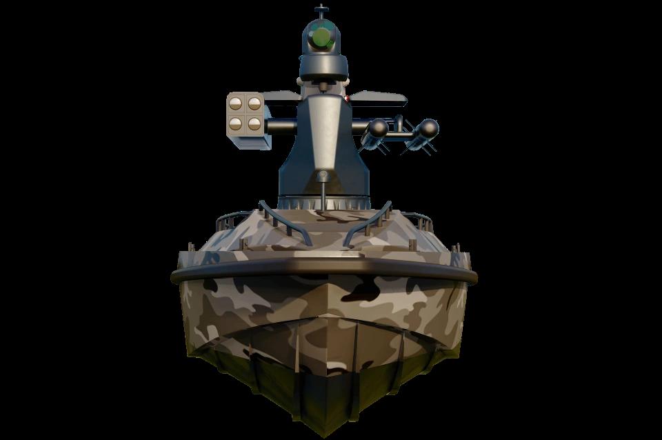 Першій прототип у лінійці турецьких морських дронів ULAQ спустять на воду в грудні