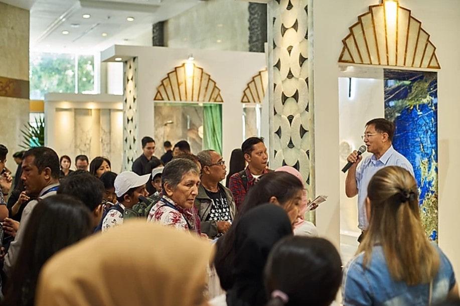 Fagetti sebagai supplier marmer utama dan terlengkap di Indonesia