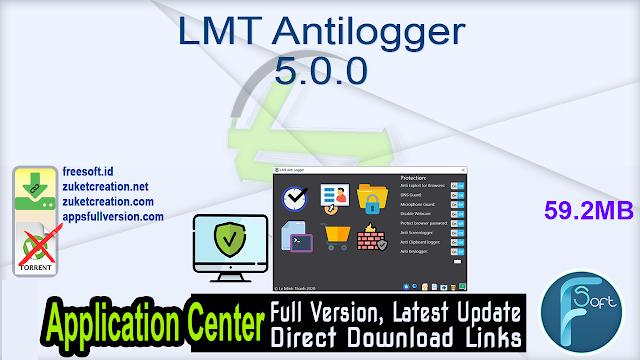 LMT Antilogger 5.0.0