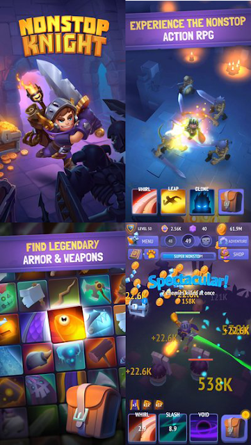 Download Nonstop Knight v2.7.0 Mod Apk (Unlimited Everything)