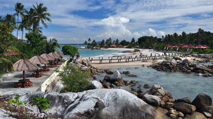 Rekomendasi Destinasi Wisata Pantai di Bangka Belitung